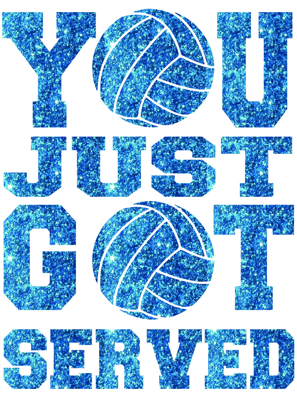 Image Result For You Just Got Served Volleyball Volleyball Clipart Sport Quotes Volleyball
