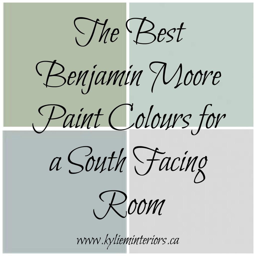 Best The Best Benjamin Moore Paint Colours For A South Facing 400 x 300