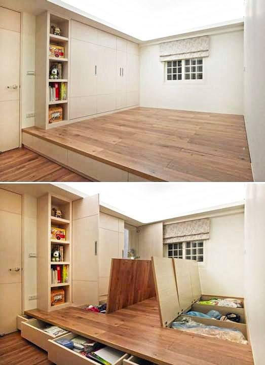 piso + cajón