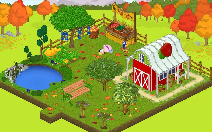 Webkinz Apple Orchard With Images Webkinz Space Theme
