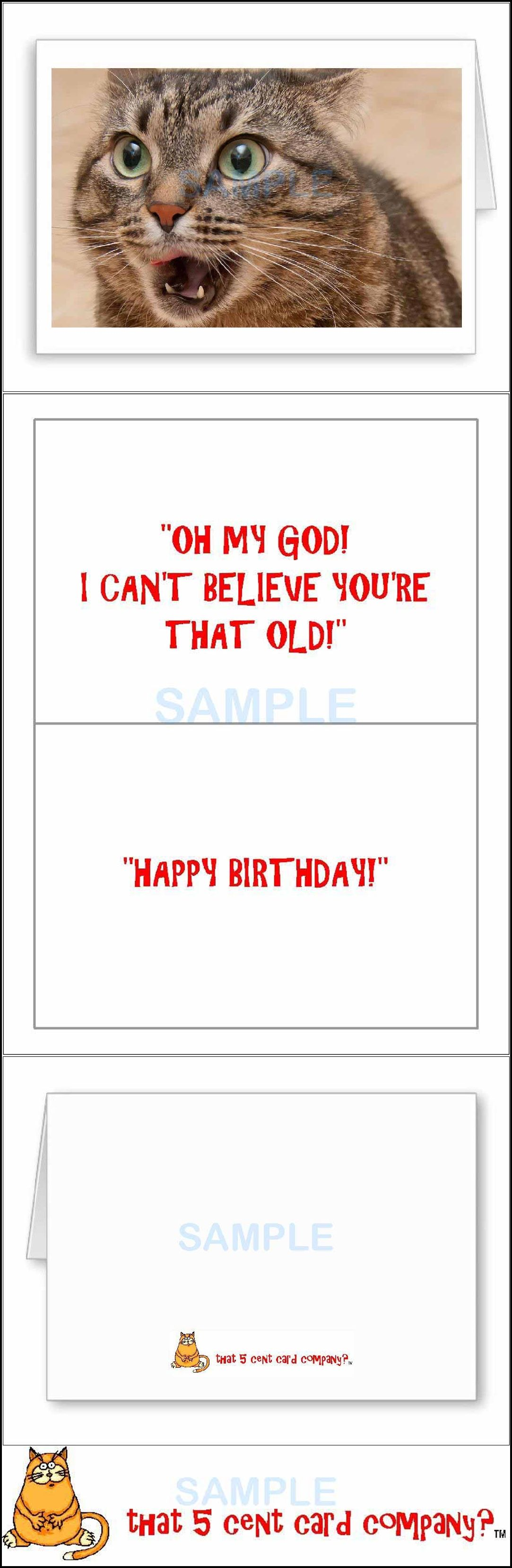 That 5 Cent Card Company Sells Greeting Cards For All Occasions