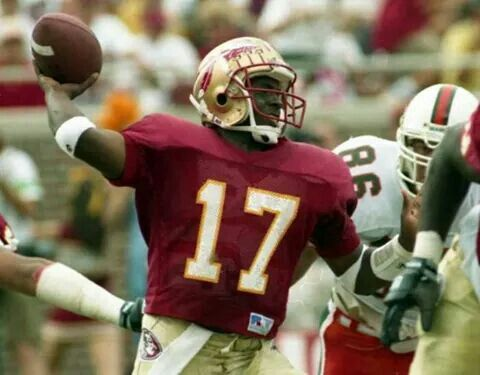 Charlie Ward Great Guy Fsu Pride Florida State Football Florida State Seminoles Football Florida State