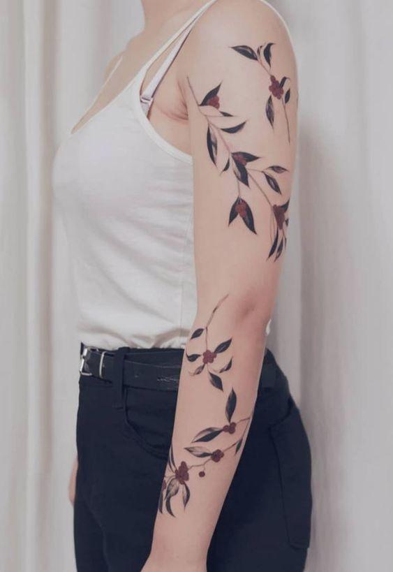 35+ Arm Tattoo Designs, Ideas | Design Trends - Premium PSD, Vector Downloads