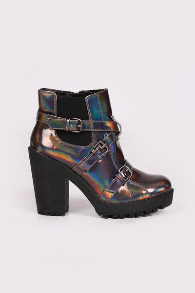 Yayer Strut Boot