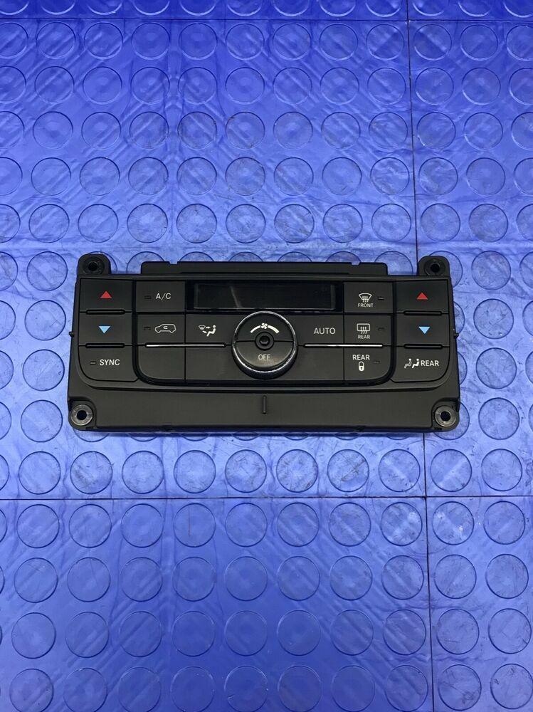 Mopar Dodge Caravan Part Heat Ac Fan Climate Control Switch Panel