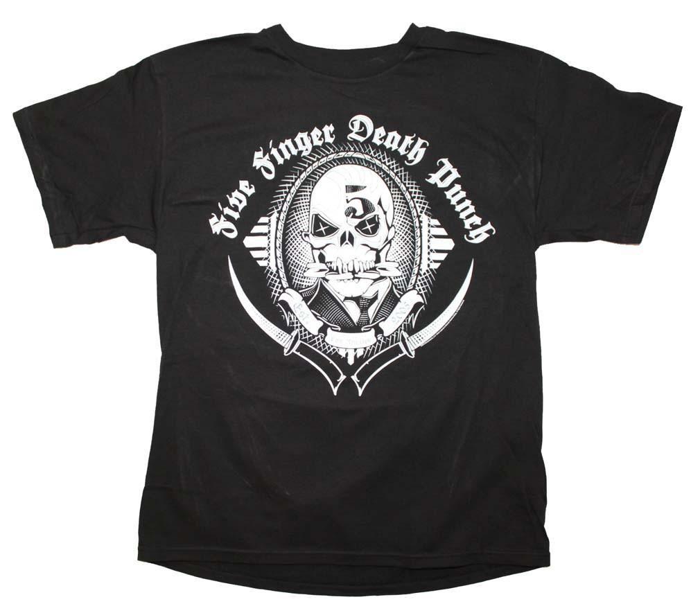 Five Finger Death Punch Get Cut T Shirt
