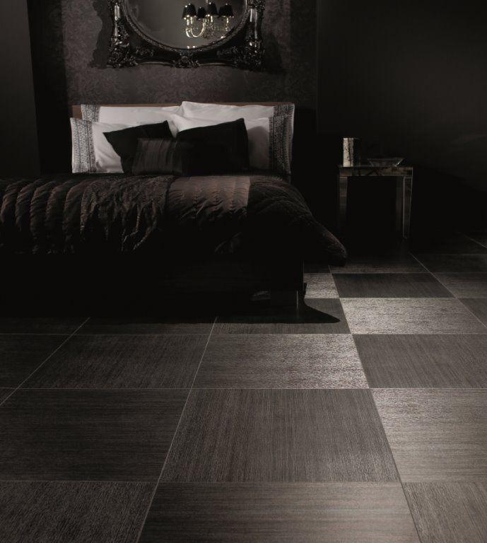 Amtico Back To Black Vamp White Bedroom Style Luxurious Bedrooms Bedroom Styles