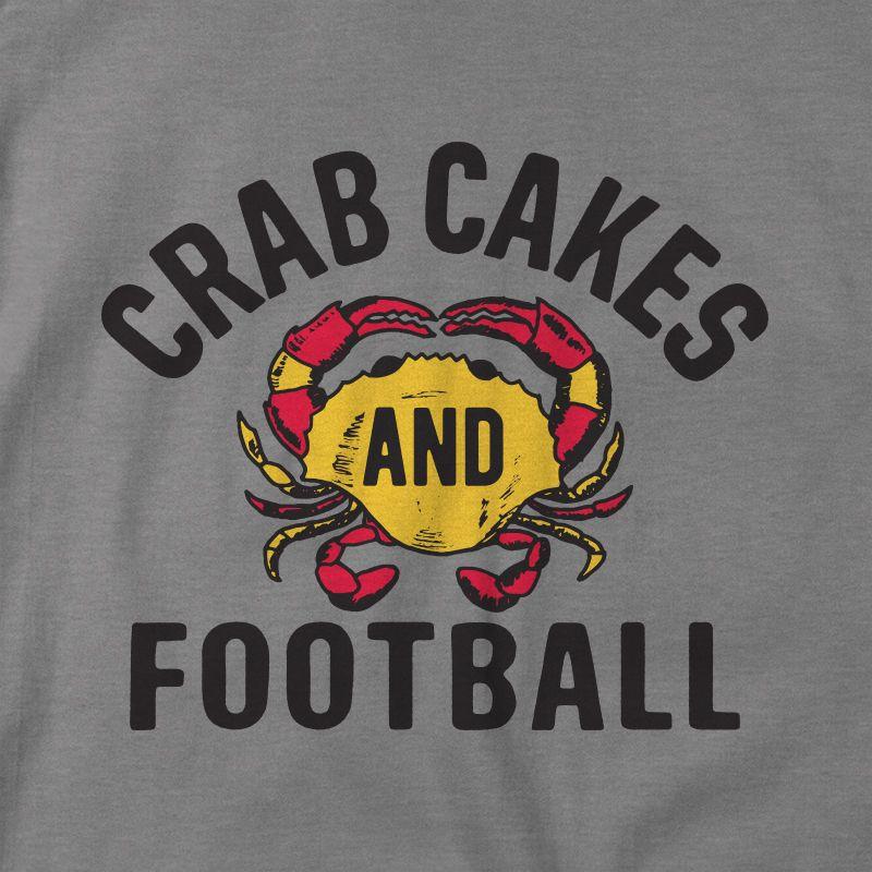 #shirt #shirtdesign #teeshirt #tshirt #popculture #geek #tv #movie #clothing #apparel #sweatshirt #sweater #hoodie #tanktop #funny #funnyshirts #crabcakes #food #football #sports #NOLA #NewOrleans #seafood