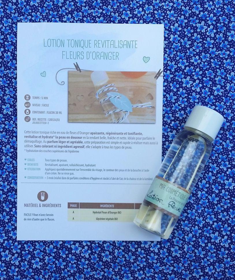 Lotion Tonique A La Fleur D Oranger Lotion Tonique Lotion Et