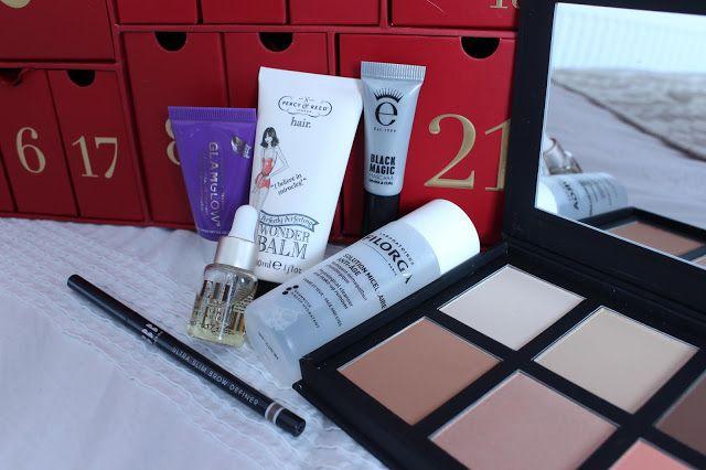 Look Fantastic Beauty Advent Calendar Claire Mac Beauty