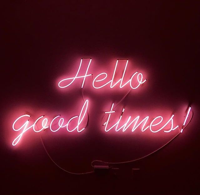 This Is Totally Our Motto For This Summer We Love A Fun Neon Sign
