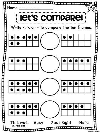 first grade math unit 11 comparing numbers skip counting and number order number sense. Black Bedroom Furniture Sets. Home Design Ideas