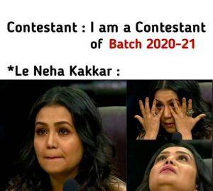 Neha Kakkar Doesn't Like It