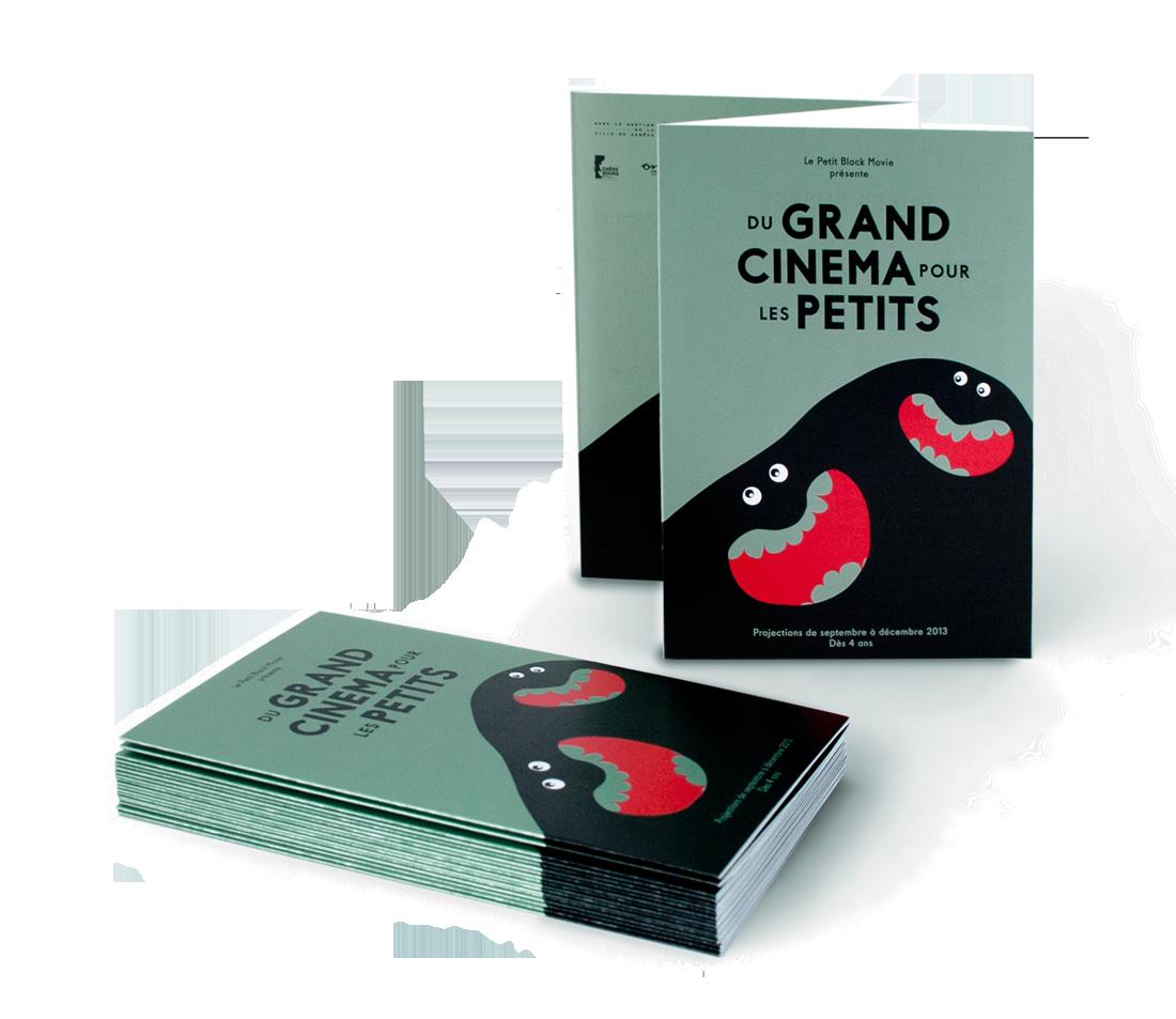 Du Grand Cinema Pour Les Petits print work by Neo Neo.