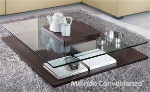 Tavolino Moderno - Mondo Convenienza | Cucine | Tavolini da ...