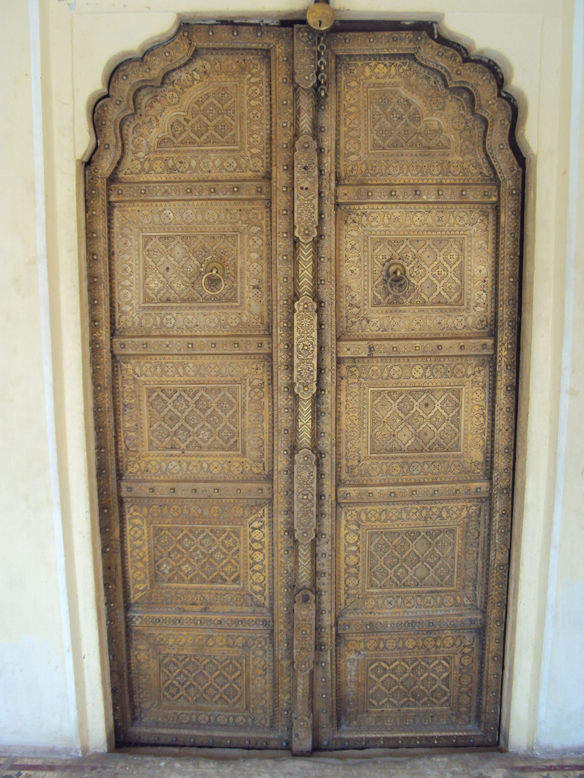 Rajasthani door
