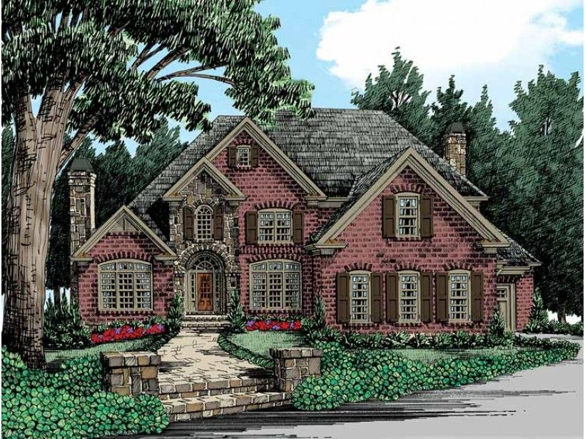 Eplan Cottage House Plan Exceptional living room list of things House Designer
