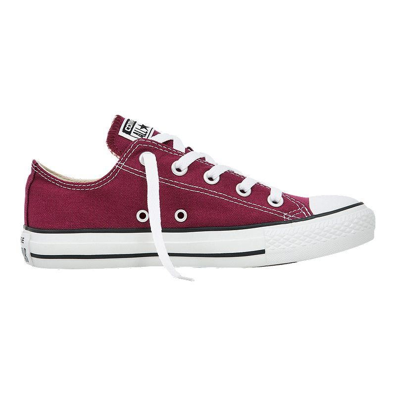 timeless design 63138 cf9d9 Converse Men's Chuck Taylor OX Shoes - Maroon | Products in ...
