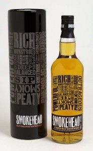 hitting directly to those that love smokey peat whiskey. was a hard but nice find.