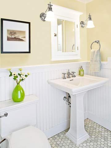 Small Bathroom Vanities: Choosing The Right Vanity   Better Homes And  Gardens   BHG.