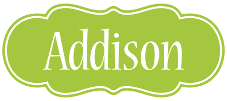 Addison family logo