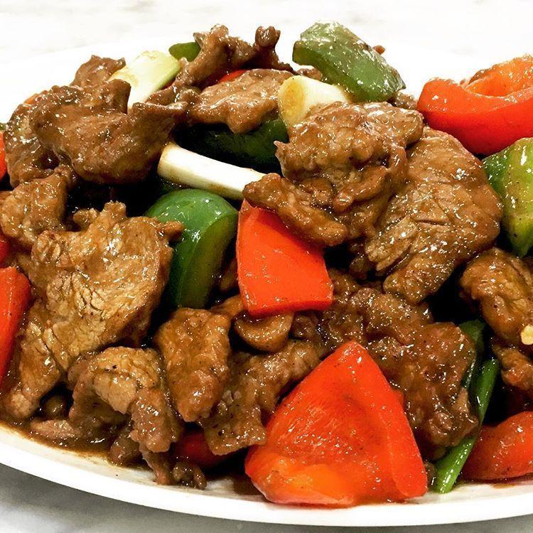 Resep Tumis Daging Sapi Saus Tiram Resep Daging Resep Daging Sapi Daging Sapi