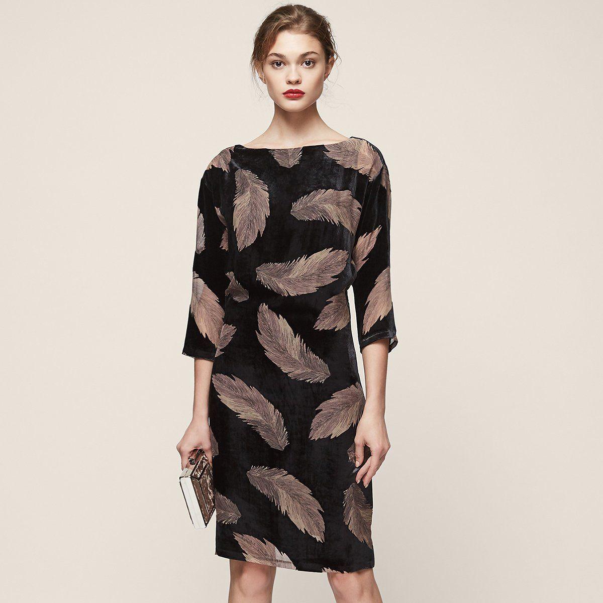 reiss lulan dress