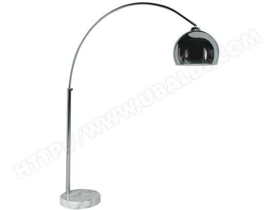Lampadaire salon KARE DESIGN Lounge lampadaire avec variateur ...