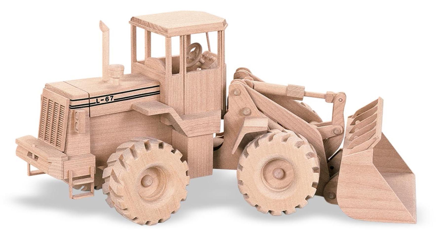 67 - the front end loader | wood toys | wood toys, wood toys