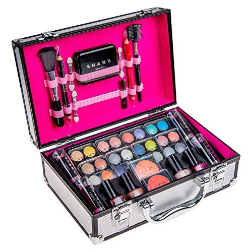 Makeup Train Case Kit For Kids