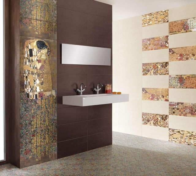 Tiles Designs For Bathrooms Our Newest Collection From Spain  Modern  Bathroom Tile  New