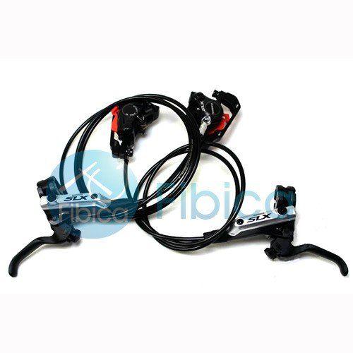 Shimano SLX M675 Hydraulic Brake #brakeparts   Fibica Mountain Brake