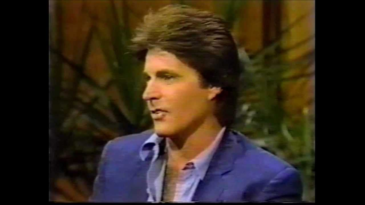 Rick Nelson Interview - Tom Snyder Good interview.   Ricky Nelson ...