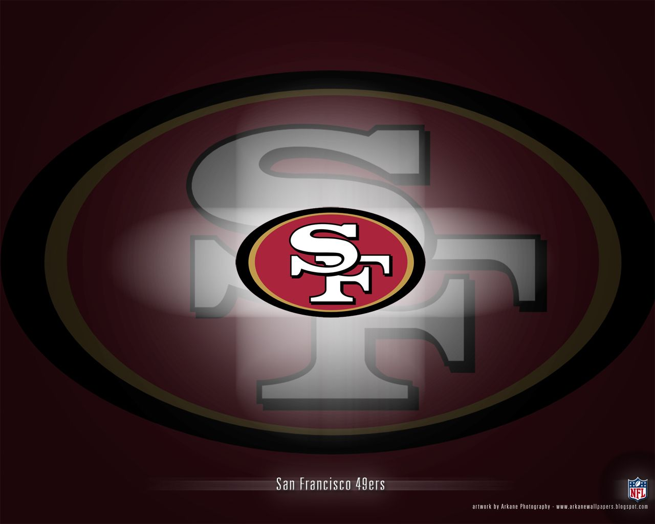 San francisco 49ers 49ers wallpapers hd 49er fan pinterest san francisco 49ers 49ers wallpapers hd voltagebd Image collections