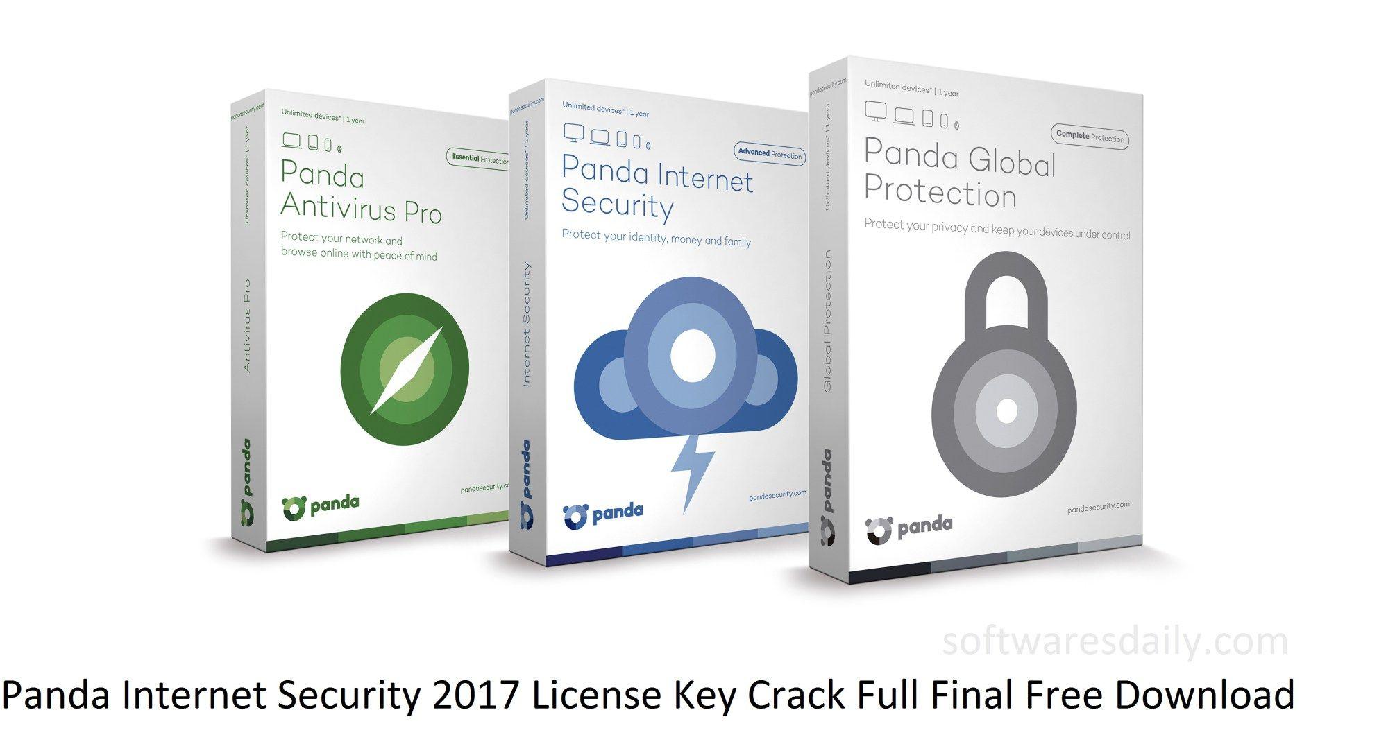 Panda global protection 2017 serial key free