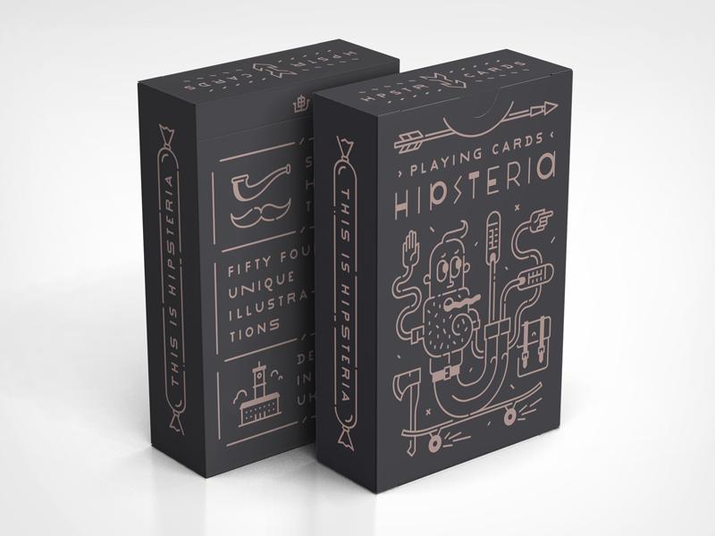 Hipsteria: Box