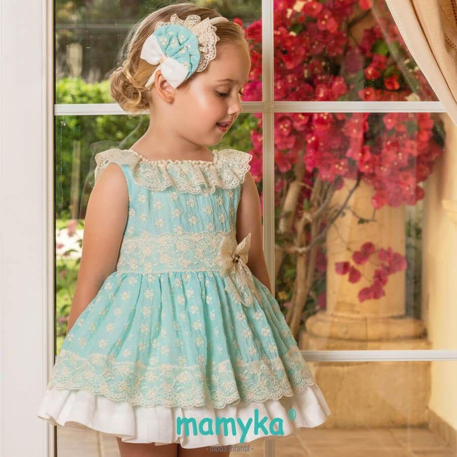 899615164 Vestido vuelo niña, colección Amantis, primavera 2019 | Dolce Petit ...