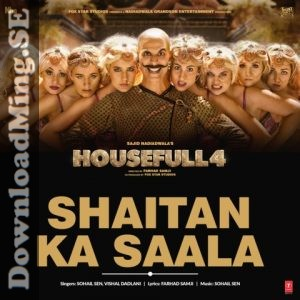 Housefull 4 (2019): MP3 Songs download | Latest bollywood songs, New hindi  songs, Mp3 song download