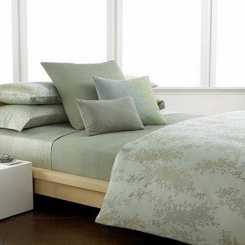 Amazon Com Calvin Klein Oleander Small Diamond California King Bedskirt Rope Bed Skirts Duvet Cover Sets Duvet Sets Bed