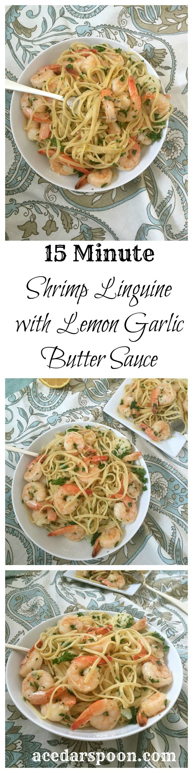 how to make easy garlic butter sauce