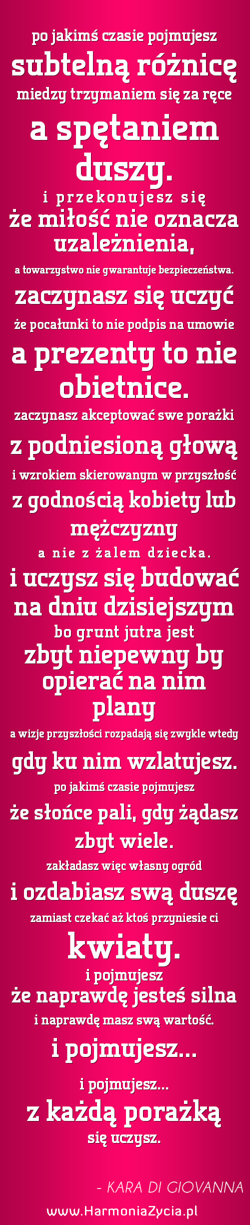 Milosc Prawda Inspirational Quotes Words Quotations
