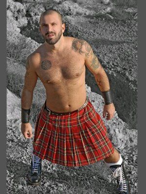 Men kilts in scottish sexy With 'Men