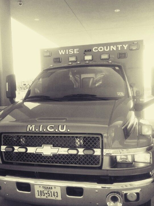 Wise County Texas medics