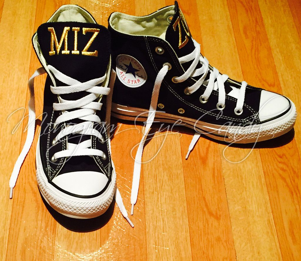 fbd15bc7d401 Customized Converse Sneakers-MIZZOU Edition- High Top – Monogram Eye Candy