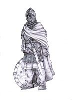 Anglo saxon warrior tattoos picture anglo saxon dogs of for Saxon warrior tattoos