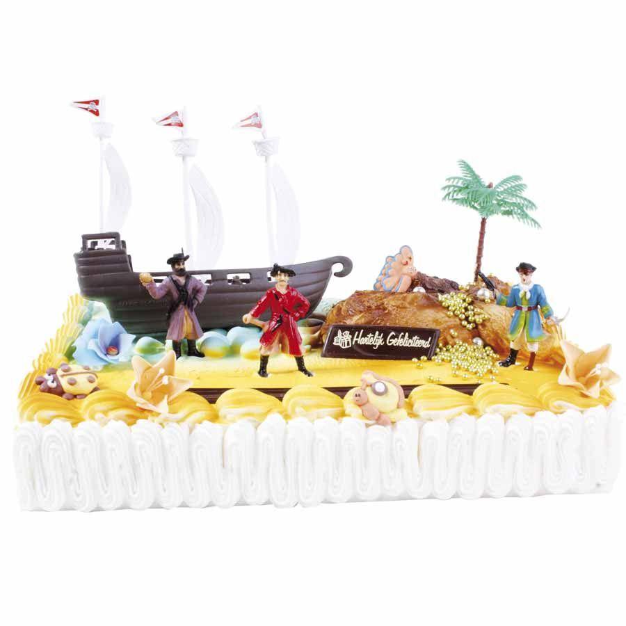 Kit De D Coration G Teau Pirates Pirate Les Gateaux Et Anniversaires
