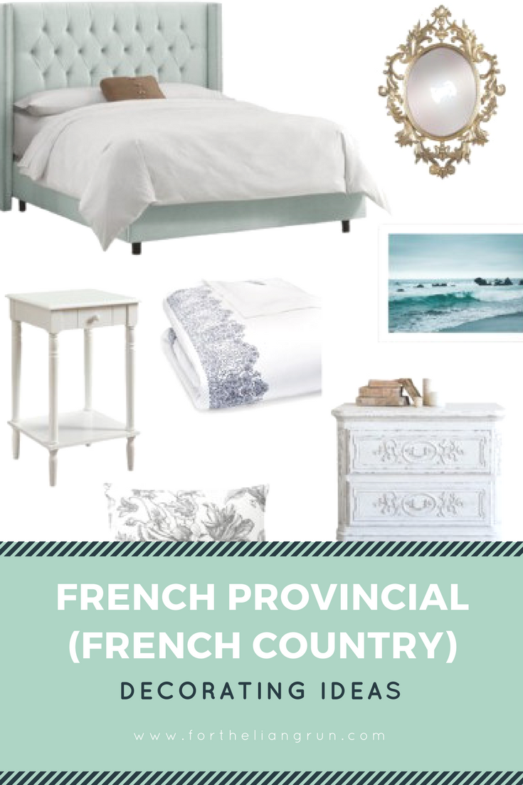French Provincial Bedroom Decor Ideas | Best of Pinterest ...
