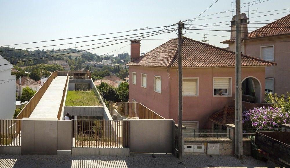 Casa em Caxias / Antonio Costa Lima, L Arquitectos