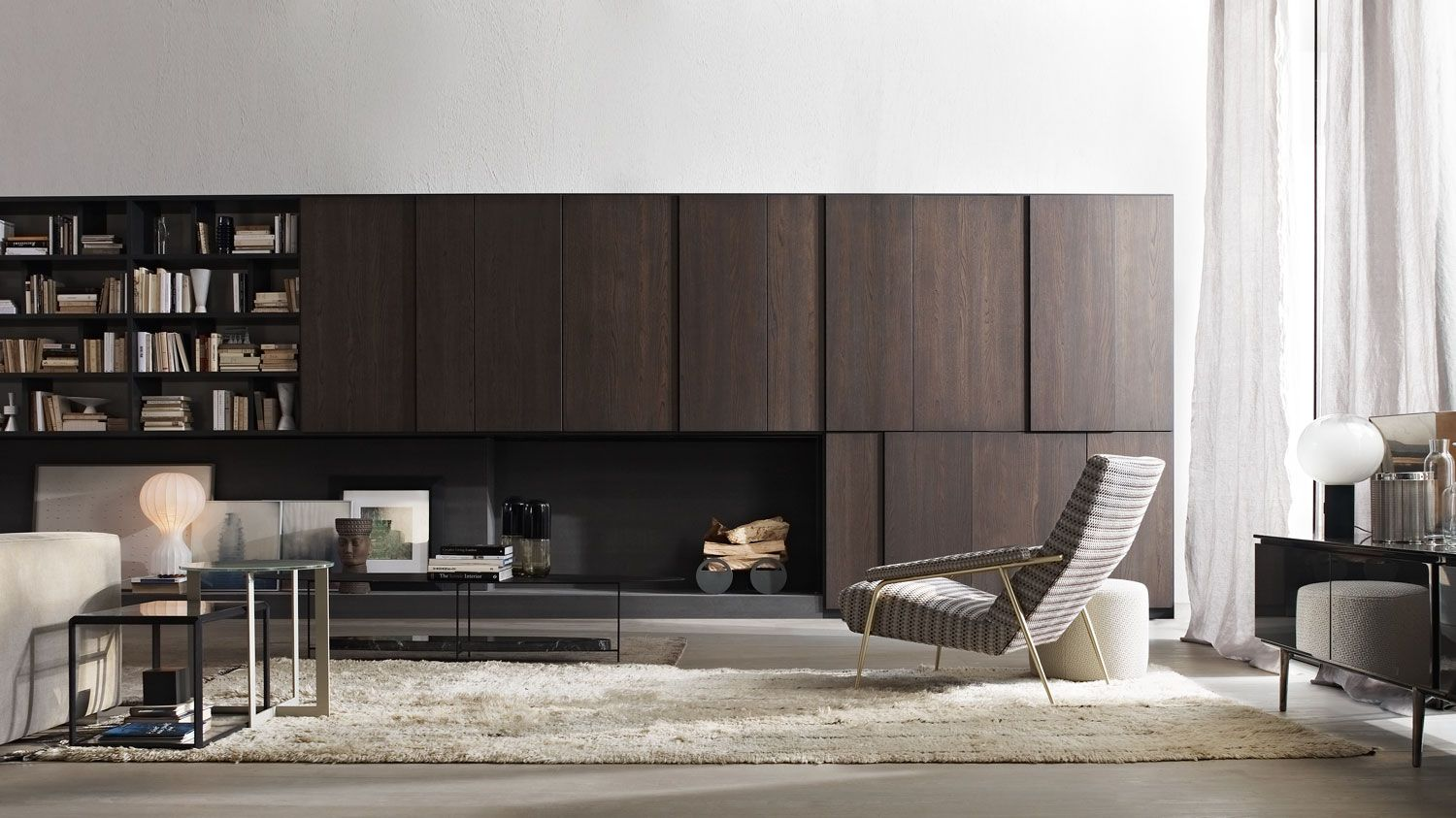 molteni furniture Google Search FFE TV Wall