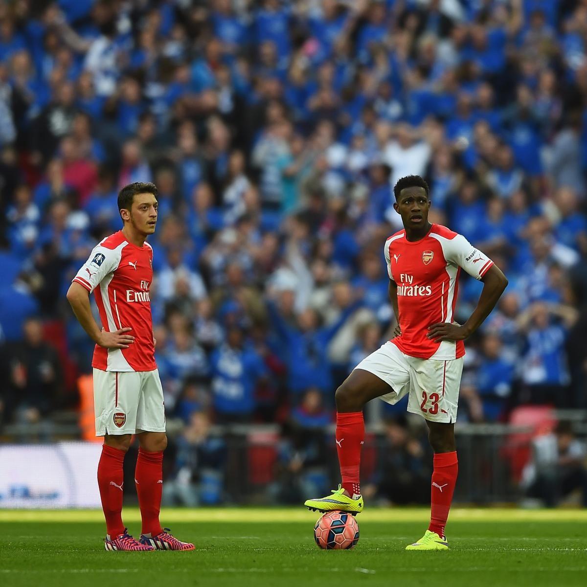 Arsenal Transfer News: Juventus Reportedly Eye Mesut Ozil ...